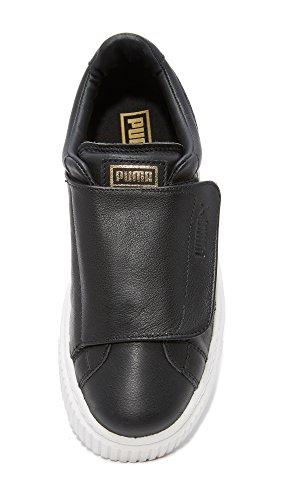 Black Medio Piattaforma Nero Wn Femminile Puma Cinghia Cestino Sneaker puma Puma Nero Rqw0fzT5