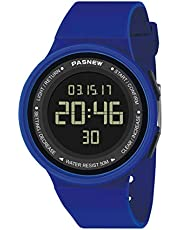 Women Digital Watch for Womens Watch Outdoor Sports Watch Teenagers Watch Student Watch with Alarm Light Waterproof Stopwatch Etc Multi-Functional Wrist Watches