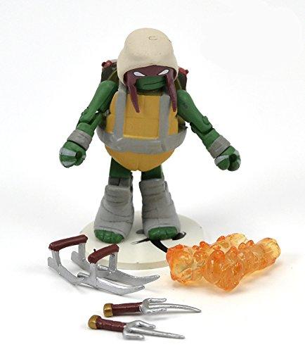Teenage Mutant Ninja Turtles Nickelodeon Minimates 2