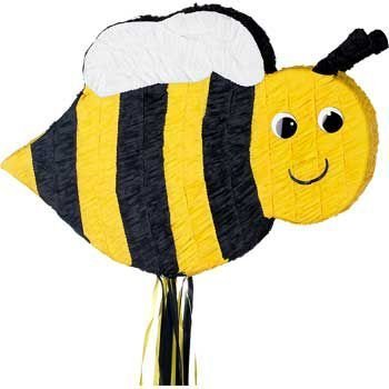Ya Otta Pinata BB018927 Bumble Bee Pinata (Bee Honey Pinata)