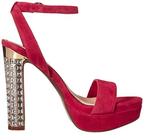 vestido Banda color rojo de plataforma Jessica mujer Simpson de qvnCpatxzw