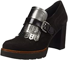 Gadea Silk, Zapatos de Tacón con Punta Cerrada para Mujer, Varios Colores (Testa), 38 EU