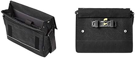 BASIL URBAN FOLD MESSENGER BAG 20L 40 cm x 12 cm x 37 cm schwarz