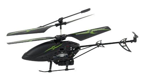 3ch 赤外線ヘリコプター ビデオカメラ搭載 動画/静止画 撮影可能 ハイスペックモデル [ビデオカメラ&ジャイロ搭載 簡単操作! 自由自在操作と空撮が楽しめるラジコンヘリ】安心のメーカー1年保証付き