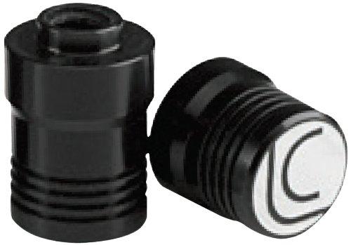 LUCASI JPA-LC Custom Quick Release Aluminum Joint Protectors, Blacktastic