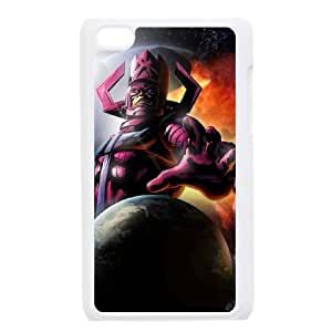 iPod Touch 4 Case White galactus Y7408742