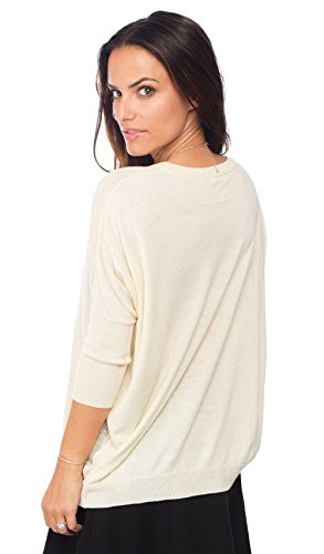 2two Off Femme White off White Balorca Beige Pull wwFq4