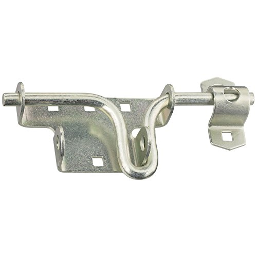 National #N165-555 Zinc Slide Bolt Latch