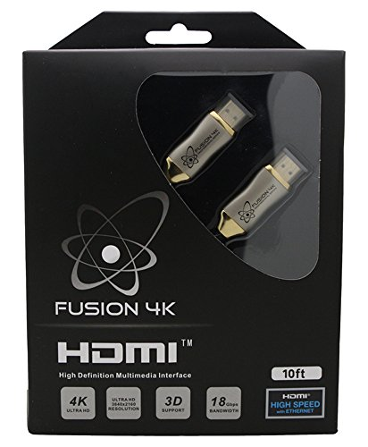 Fusion4K High Speed HDMI Cable