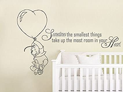 Amazon Quote Wall Decal Vinyl Sticker Decals Quotes Winnie The