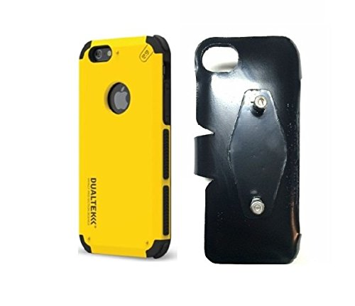 SlipGrip RAM-HOL Holder For Apple iPhone 8 Using PureGear DualTek Extreme Shock Case