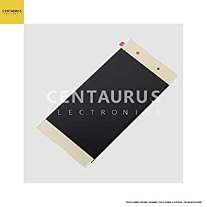"For Sony Xperia XA1 Plus G3416 G3412 G3426 G3423 G3421 5.5"" Assembly LCD Display Touch Screen Digitizer Glass Replacement Parts (Gold)"