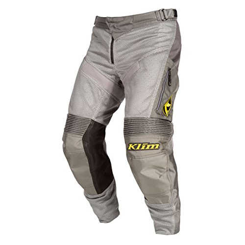 Klim Mojave In The Boot Men's Dirt Bike Motorcycle Pants - Gray / Size 38 (Dirt Bike Pants Over Boot)