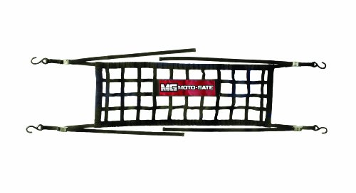 Moto-Gate MTO-05-100 Black Original Generation-2 Nylon Net