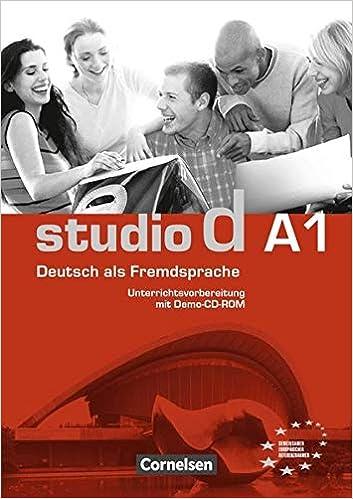 Studio D A1 Unterrichtsvorbereitung