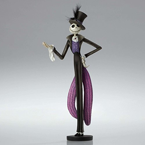 Enesco Disney Showcase The Nightmare Before Christmas Jack Skellington Stone Resin ()