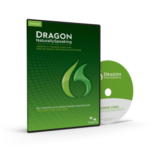 Dragon NaturallySpeaking Training Video Version product image