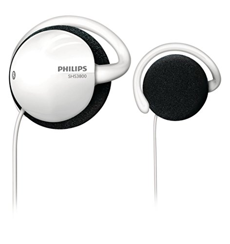 (Philips Earclip Headphones SHS3800)