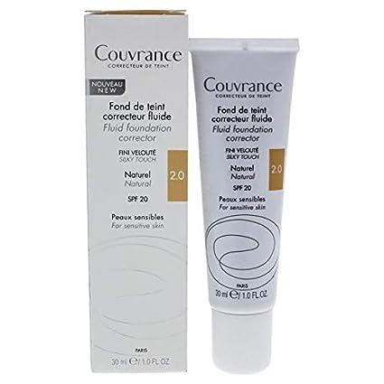 Avene Couvrance Korrigierendes Make-up Fluid Naturell, 30 ml
