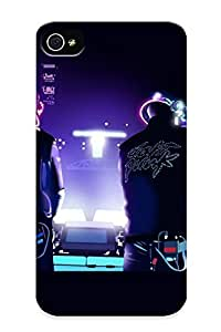 (aa259312167)durable Protection Case Cover With Design For Iphone 4/4s(daft Punk)