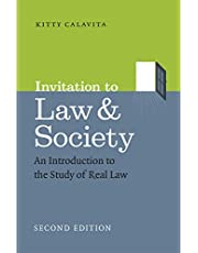 Invitation to Law and Society, Second Edition: An Introduction to the Study of Real Law