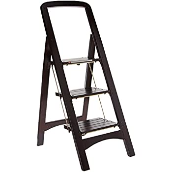 Amazon Com Cosco 11120red1e Retro Counter Chair Step