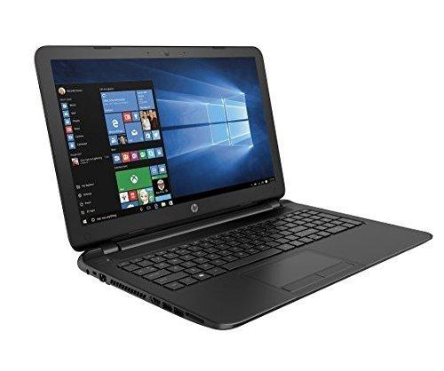 2016 HP 15.6 Inch Premium Laptop PC, AMD Quad-Core APU 2.0GHz Processor, 4GB DDR3 RAM, 500GB HDD, Radeon R4 graphics, SuperMulti DVD Burner, HDMI, Windows - Drive Hp Universal