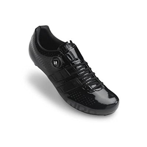 Giro Facteur Techlace Chaussures & E-tip Gant Bundle Noir