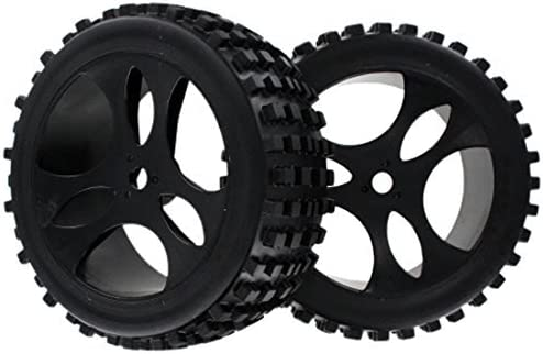 Redcat Racing Wheels Complete (for Buggy Only) 2P 10mm by Redcat Racing [並行輸入品]