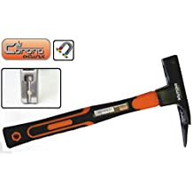 Corona Exclusive roofing hammer fibre glass handle with magnetic nail holder (Cor C2541) by Corona