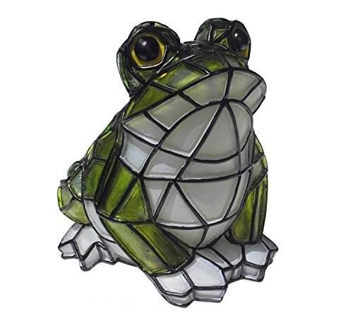 Mosaic Frog Solar Light in US - 2