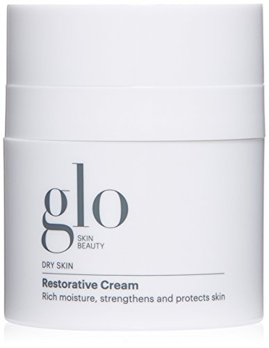 Glo Skin Beauty Restorative Cream for Dry Skin | Deep Conditioning Moisturizer with Antioxidants | Nourish Dehydrated Skin