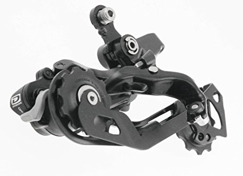SHIMANO SLX RD M675 GS Shadow 10 MTB Bike Rear Derailleur Med Cage Dynasys NEW