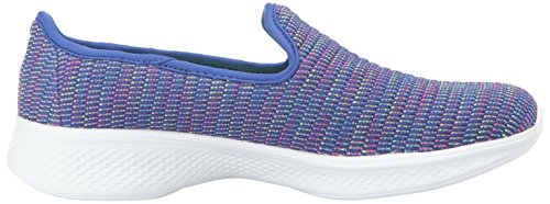 Purple Skechers attraction Donna Walk Go Allenatori 4 multi aqTaw41