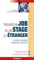 Trouver un job ou un stage à l'étranger