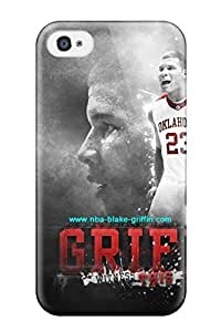 New Shockproof Protection Case Cover For Iphone 4/4s/ Blake Griffin Case Cover