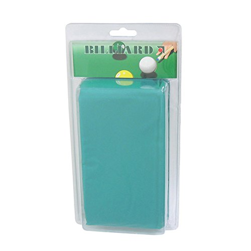 Gamesson Snooker - Funda para mesa de billar, color verde 713-9902