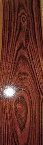Kingwood (Rosewood) wood veneer 5