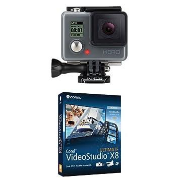Amazon Com Gopro Hero W Corel Videostudio Ultimate X8 For Pc