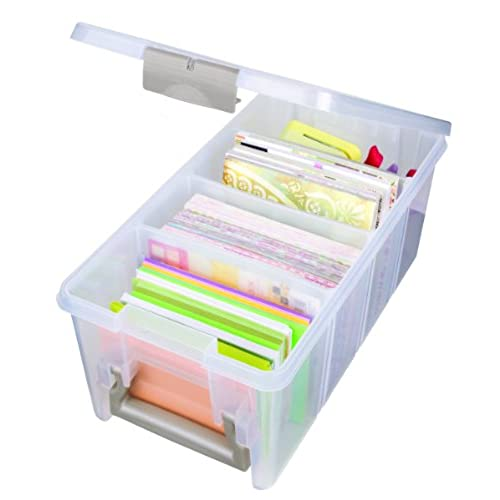 Storage Bin with Dividers Amazoncom