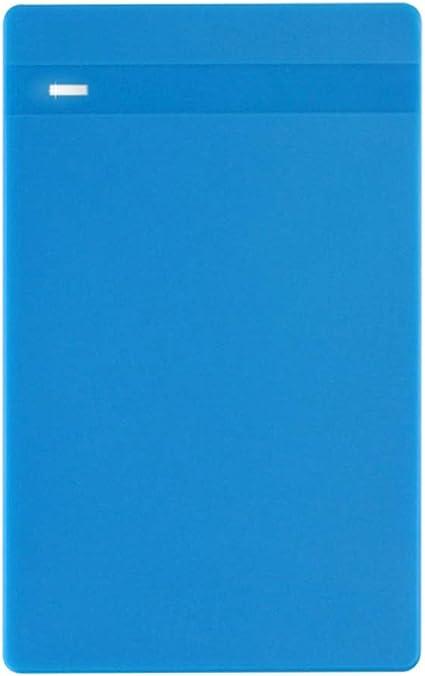 Almencla Caja de Unidad de Disco Duro SATA SSD HDD, Estuche de ...