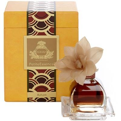 Balsam Flower Petitte Essence Reed Diffuser by Agraria San Francisco