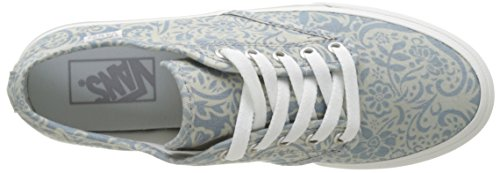 Stripe henna Zapatillas Wm Mujer Para Vans Camden Azul EqvCnwB7