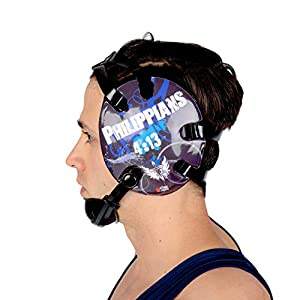 Well-Being-Matters 41S6-EYq%2B5L._SS300_ 4 Time All American Wrestling Headgear for Men, Women, and Youth, MMA, Sparring, Boxing, and Wrestling Mat Ear Wrap Gear…