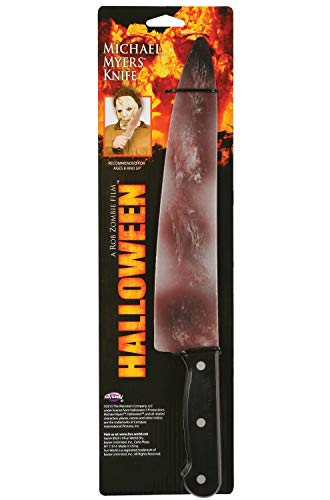 (Fun World Michael Myers Knife Costume,Multi,One)