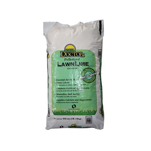 Soil Doctor 54050860 Pelletized Calcitic Limestone
