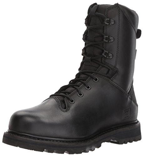 5.11 Mens Apex Waterproof 8 Fire and Safety Boot Black