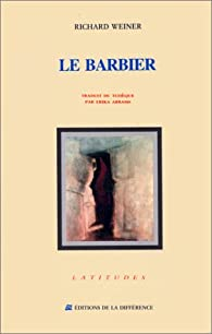 Le barbier par Richard Weiner