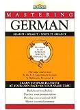 Amazon Com Mastering German With 15 Compact Discs border=