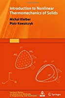 Introduction to Nonlinear Thermomechanics of Solids Front Cover
